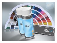 T4W Spray acrylic paint white gloss (59092)