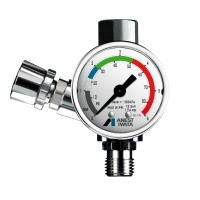 ANEST IWATA Air pressure gauge regulator AFV-1 (AFV-1)