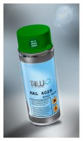T4W Green spray paint RAL 6029 Minzgrun (59285)