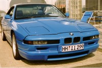 T4W Car paint - automotive Santorinblau ( 327 ) 1L (327)