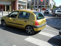 T4W Car paint - automotive Jaune d'or ( H39 ) 1L (H39)