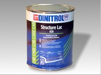 Dinitrol Dinitrol 820 1L - Structured paint for plastics (DIN820 1L)