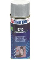 Dinitrol Dinitrol 8510 silver paint for rims (DIN8510)