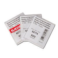 SATA Nozzle cleaning needles (9894)