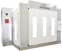 Trommelberg SB7428 Spray Booth (SB7428)