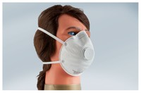 T4W Disposable mask with valve (12995)