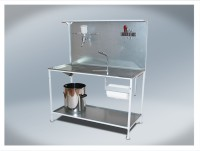 T4W Spray Booth - Paining Table (59239) (59239)